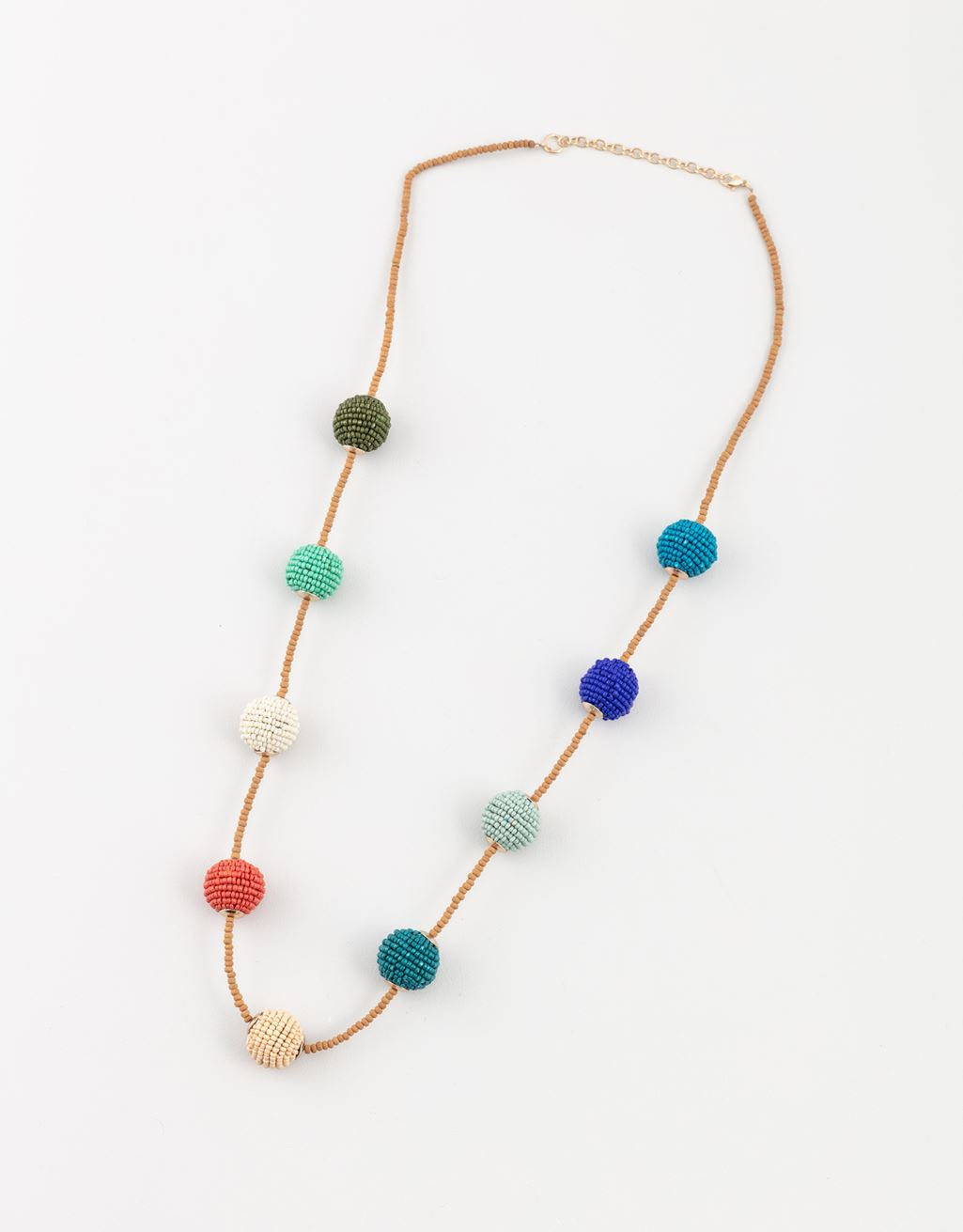 Langt Halsband Med Parlor Indiska Com