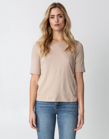 Solid basic t-shirt